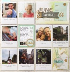 Created by designer Meghann Andrew with our This Life Noted kit