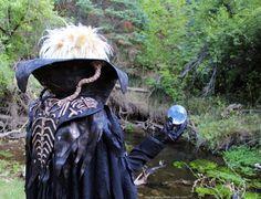 jareth blue cloak - Google Search