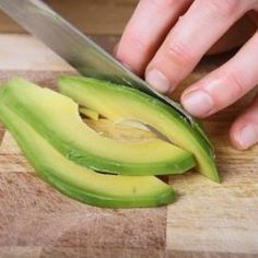 Once cut, the avocado will not continue to ripen.