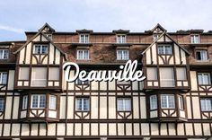 Deauville: Visita a las playas de Normandía #paris #viajar #turismo #travel