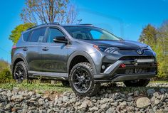 Suv Trucks, Toyota Trucks, Toyota Corolla 2016, Rav4 2018, Moto Scrambler, Toyota Rav, 4x4 Off Road, Lift Kits, Future Car