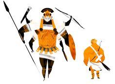 félin de la ritournelle: les douzes travaux d'Hercules