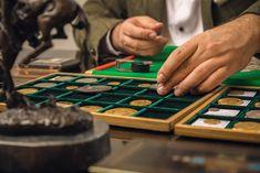 Über VIA-Numismatic können Sie ihre Münzen mit einem Formular auch Online begutachten lassen und für die Auktion einrreichen Vienna, Auction