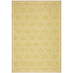 @Overstock - Morrocan inspired design and dense hand-woven wool pile highlight this handmade dhurrie rug. This floor rug has a light green background and displays stunning panel color of ivory.http://www.overstock.com/Home-Garden/Moroccan-Light-Green-Ivory-Dhurrie-Wool-Rug-5-x-8/6372314/product.html?CID=214117 $169.99