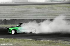 Bonnvischanracing team. Drifting at Mantorp Sweden.