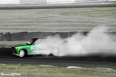 Bonnvischanracing team. Drifting at Mantorp Sweden.