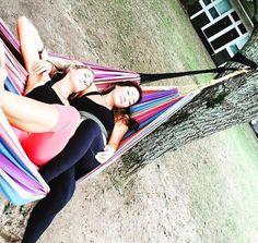 #annainthehamptons #hamptonsyoga #tbnewyork #takerest #summer #yogaclothes