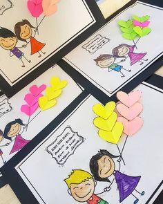 🧡Bence Sevgi demek🧡 🖤 Sevgi etkinliğimiz hazır 🖤 #okulöncesietkinlik #sevgigunu #sanatetkinligi #okulöncesisanat