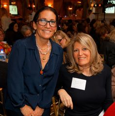 Check out this photo of Dr. Yagoda and Bobbi Brown, the CEO and founder of the mega-popular Bobbi Brown Cosmetics!