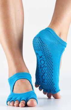 ToeSox 'Bella' Half Toe Gripper Socks available at #Nordstrom