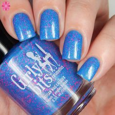 Girly Bits Brain Freeze. Available Aug 6-13