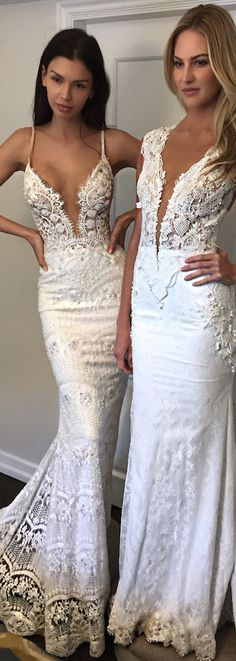 Which is your favourite? Two @bertabridal showstoppers.  jαɢlαdy
