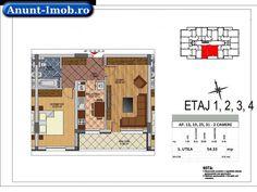 Anunturi Imobiliare Apartamente 2-3 camere metrou 1 Decembrie 1918 COMISION 0%