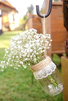 Shabby And Chic Vintage Wedding Decor Ideas ❤ See more…