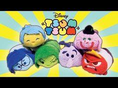 Pixar Inside Out Tsum Tsum Cake Series 3/3   Melbournianmama - YouTube