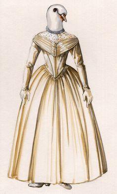 Sue Willmington - painting & costume design