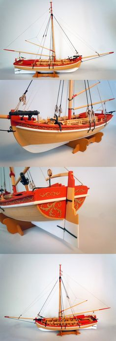 Model Shipways Century Armed Longboat 1 24 Scale - Laser Cut Wood Metal & for sale online Wooden Model Boats, Wooden Boat Building, Wooden Boats, Model Sailboats, Ship In Bottle, Model Ship Building, Wooden Sailboat, Wooden Ship, Small Boats
