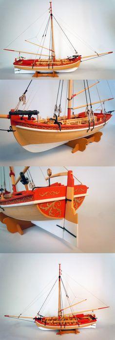Model Shipways Century Armed Longboat 1 24 Scale - Laser Cut Wood Metal & for sale online Wooden Model Boats, Wooden Boat Building, Wooden Boats, Pirate Ship Wheel, Model Sailboats, Ship In Bottle, Model Ship Building, Wooden Ship, Small Boats