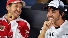"""F1, furia Alonso su Vettel: """"La prossima volta lo butterò fuori"""" - http://www.contra-ataque.it/2016/11/14/f1-alonso-attacca-vettel.html"""