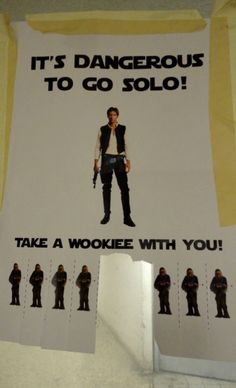 Take a wookie.