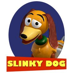 "I got Slinky Dog! Which ""Toy Story"" Character Are You?"