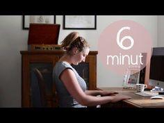 6 minut | uvolnění RAMEN A KRČNÍ PÁTEŘE - YouTube