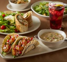 Bonefish Grill at Town Square Las Vegas is now open for lunch, presenting sea and land lovers with exciting new menu items alongside some of the restaurant's most popular dishes.