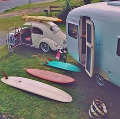 Surf :: Ride the Waves :: Free Spirit :: Gypsy Soul :: Eco Warrior :: Surf Girls :: Seek Adventure :: Summer Vibes :: Surfboard Design + Style :: Free your Wild :: See more Untamed Surfing Inspiration Vw Beach, Beach Bum, Girl Beach, Sand Beach, Surfing Lifestyle, Auto Volkswagen, Vw Vintage, Surf Trip, Surf Travel