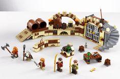 LEGO The Hobbit Barrel Escape