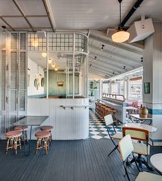 Cool Beach Club Scheveningen Designed By Hubert Crijns