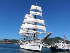 Sailing Ships, Portugal, Boat, Style, Dinghy, Boating, Boats, Sailboat, Tall Ships