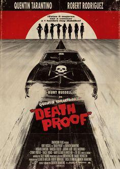 Classic Tarantino! Great car chase scene in the mold of 1970's era movies.
