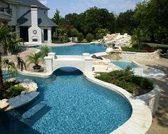 Elite Freeform Swimming Pools Gallery | Claffey Pools