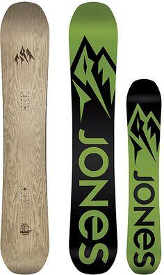 Jones Flagship Snowboard - Men's Snowboards - Freeride - Men's Snowboarding - Winter 2015/2016 - Christy Sports