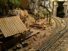 Sawmill Siesta - Model Railroader Magazine - Model Railroading, Model Trains, Reviews, Track Plans, and Forums