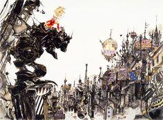 The Fantasy Pop Art of Yoshitaka Amano on Display in Tokyo | Spoon & Tamago
