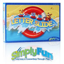 Simply Fun Give the gift of play this season with board games and activities from SimplyFun! SimplyFun makes learning fun with more than 100 award-winning family board games for ages 3 to 103 that meet the needs of today's kids, parents and homeschoolers. Visit www.simplyfun.com for details on what's new and how we can help you find the perfect game for you!