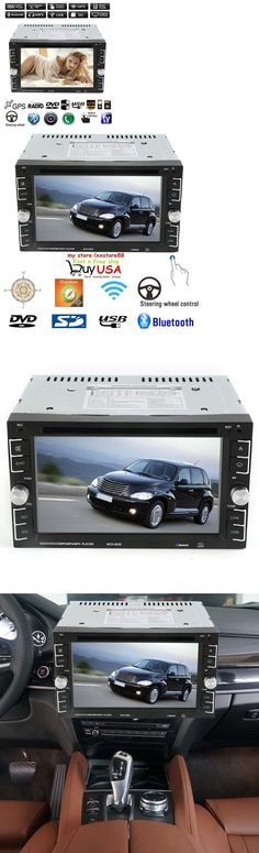 Car Audio In-Dash Units: Double 2Din 6.2 Car Stereo Dvd Cd Mp3 Player Hd In Dash Bluetooth Tv Radio Hot -> BUY IT NOW ONLY: $66.77 on eBay!