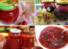 Recepty na zavařování a nakládání   NejRecept.cz Home Canning, Preserves, Pickles, Food And Drink, Jar, Stuffed Peppers, Vegetables, Drinks, Recipes
