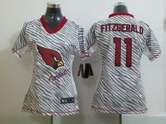 Arizona Cardinals Larry Fitzgerald WOMEN Jerseys