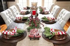 christmas-table-setting-and-centerpieces-ideas-49 you can find all that & more on http://www.4urbreak.com/