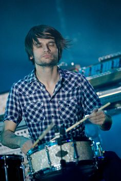 Jonny Greenwood (Drums)