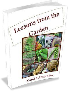 Gardening Unit Study (PreK-8) {FREEbie} - In All You Do