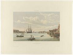 Willemstad, jonkheer Jacob Eduard van Heemskerck van Beest, 1860 - 1862