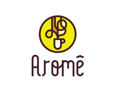Arome (2009) by sebastiany   -   Food Logo   -   logopond.com