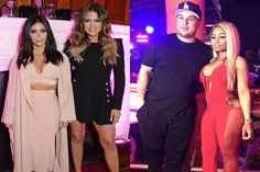 Everything Kim, Khloe and the Rest of the Kardashian Family Has Said About Rob and Chyna's Engagement and Pregnancy