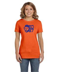 Nike Denver Broncos 87 Eric Decker Orange Limited NFL Jersey 2013 ...