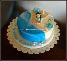 Fideila's Beach Cake