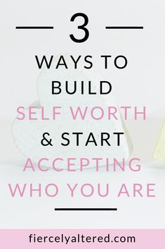 Self-worth comes with self-acceptance & self-love. They all work together & are part of your beautiful story. Find out ways to begin finding & appreciating your value as a person. How To Accept Yourself, Improve Yourself, Finding Yourself, Self Development, Personal Development, Self Acceptance, All Family, Self Improvement Tips, Self Awareness