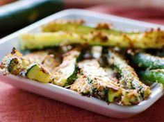 Zucchini Fries-- They're nutritious and delicious and make a great snack or side!